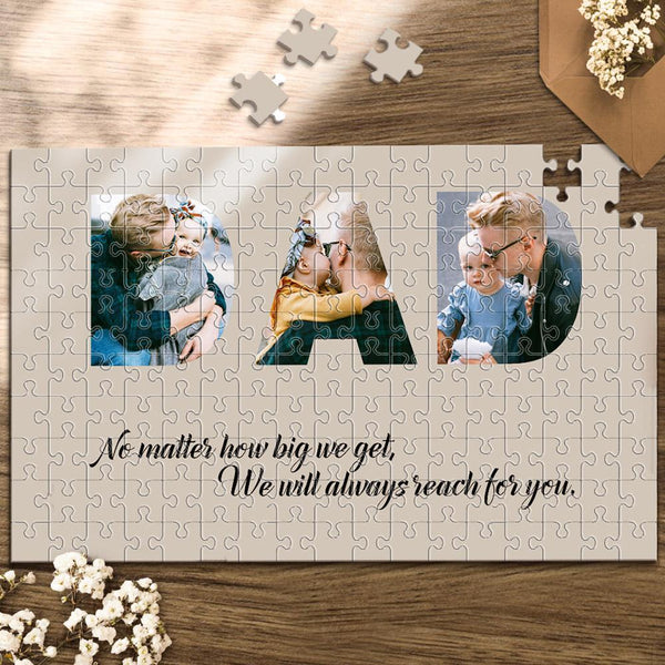 Custom Photo Jigsaw Puzzle Best Indoor Gifts 300-1000 pieces