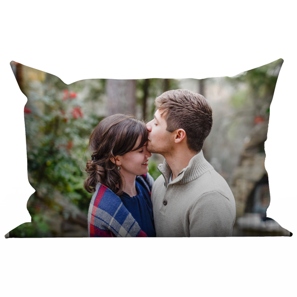 Custom pillow case - Kiss