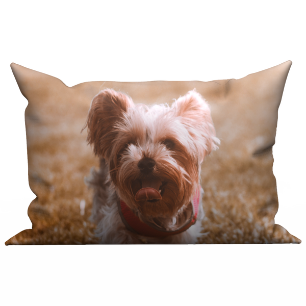 Personalized Photo Pillow Case - Pet Memories