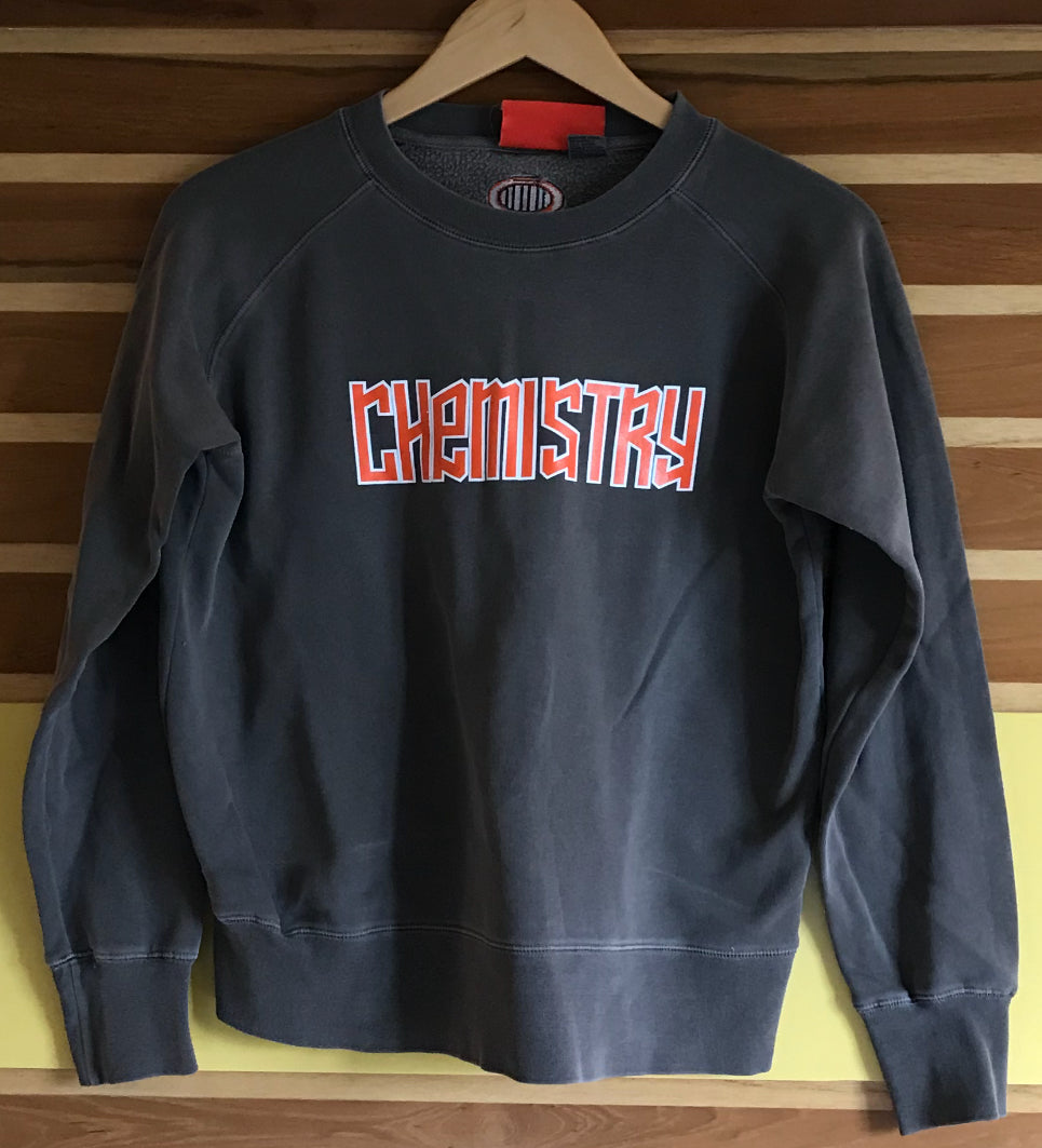 CHEMISTRY pigment-Dyed 0803A Youth Sweatshirt