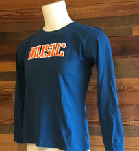 Load image into Gallery viewer, MUSIC 0220M Ladies Long Sleeve