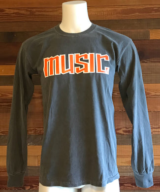 MUSIC 0815F Men Long Sleeve