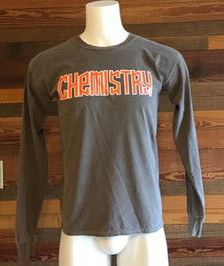 CHEMISTRY 0815U Men Long Sleeve