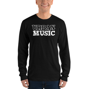 Urban Music 0518UM Unisex Long Sleeve T-Shirt