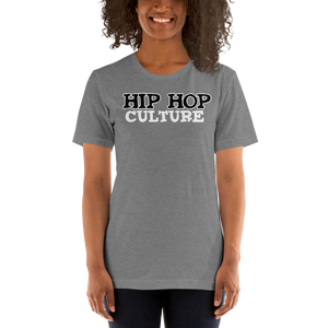 Hip Hop Culture 0404HH Ladies Short-Sleeve T-Shirt
