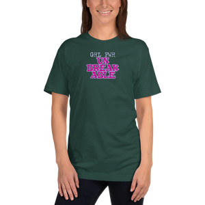 Unbreakable 0870U Ladies Short-Sleeve T-Shirt