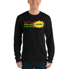 Load image into Gallery viewer, Collide 2015 Unisex Long sleeve t-shirt