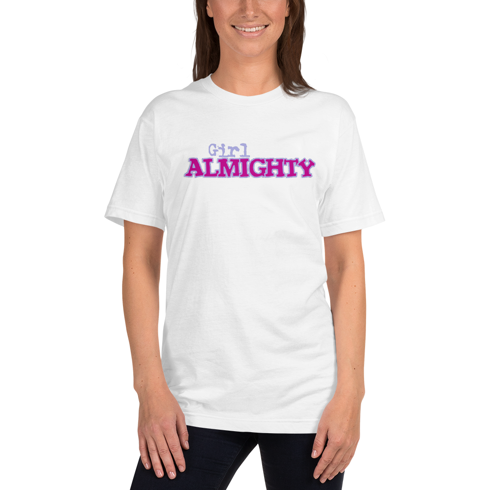 Almighty 0599A Ladies Short-Sleeve T-Shirt