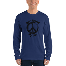 Load image into Gallery viewer, My Vibe 0806 Unisex Long sleeve t-shirt