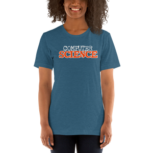 Computer Science 2006AA Ladies Short-Sleeve T-Shirt