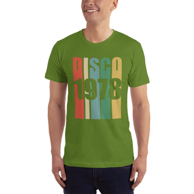 Disco 7070 Men T-Shirt