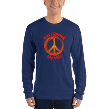 Load image into Gallery viewer, My Vibe 0599 Unisex Long sleeve t-shirt