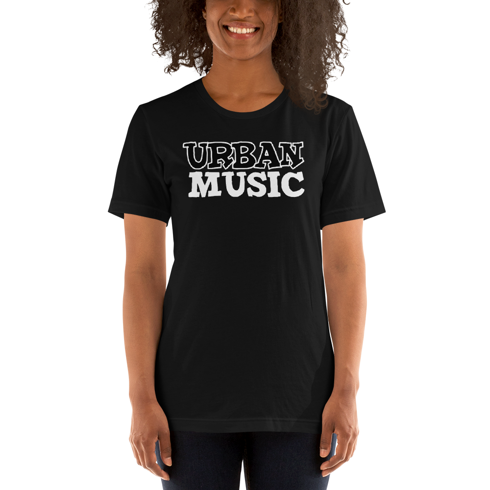 Urban Music 0220UR Ladies Short-Sleeve T-Shirt