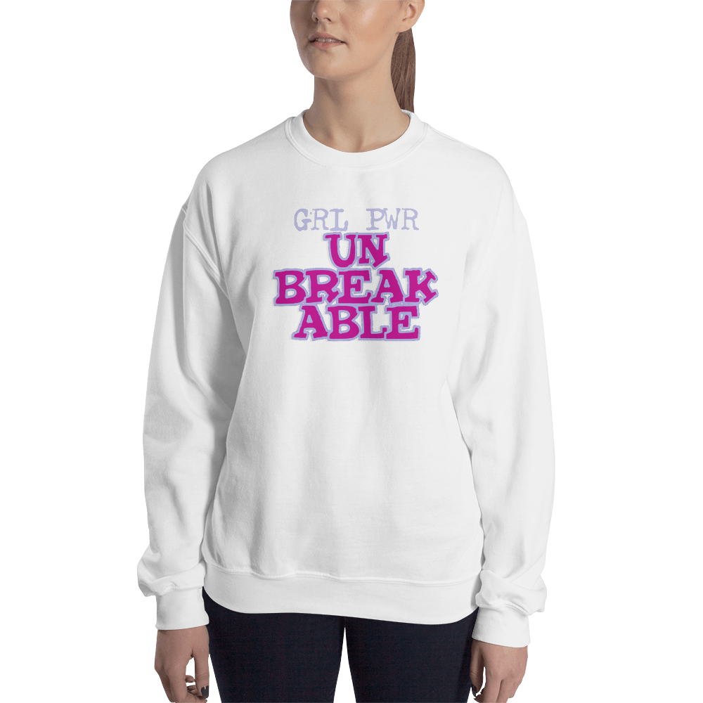 0220U Ladies Sweatshirt