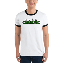 Load image into Gallery viewer, Organic 0270PO Unisex Ringer T-Shirt