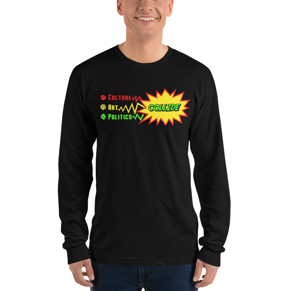 Collide 2015 Unisex Long sleeve t-shirt