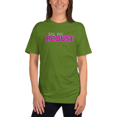 Robust 0894R Ladies Short-Sleeve T-Shirt
