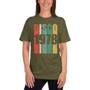 Disco 0802 Ladies T-Shirt