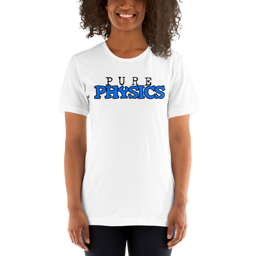 Physics 1570PP Ladies Short-Sleeve T-Shirt
