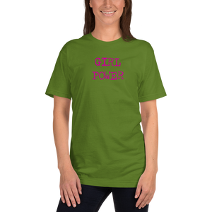 Girl Power 0428P Ladies Short-Sleeve T-Shirt