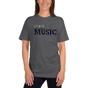 Make Music 0404 Ladies T-Shirt