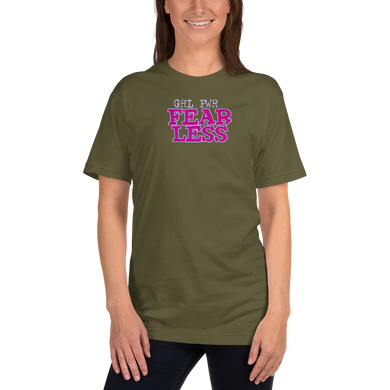 Fearless 0599F Ladies Short-Sleeve T-Shirt