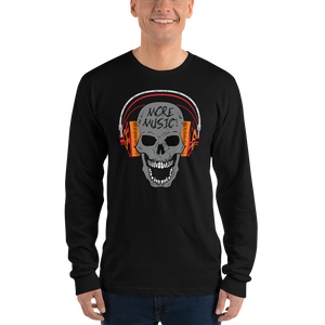 More Music 1899MM Unisex Long sleeve t-shirt
