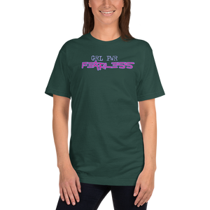 Fearless 0270F Ladies Short-Sleeve T-Shirt