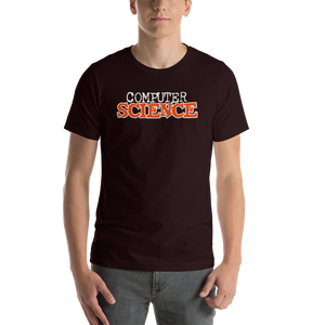 Computer Science 2006A Men Short-Sleeve T-Shirt