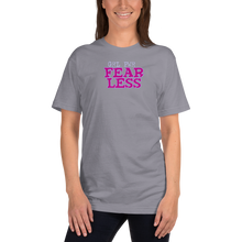 Load image into Gallery viewer, Fearless 0599F Ladies Short-Sleeve T-Shirt