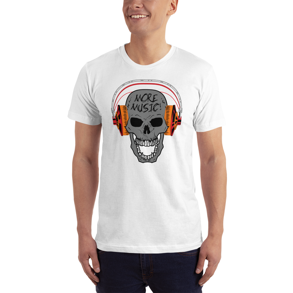 More Music 0599MM Men T-Shirt