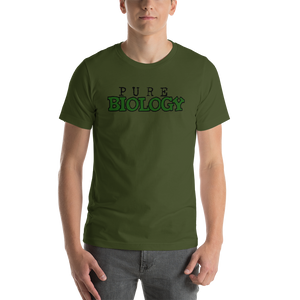 Biology 0815B Men Short-Sleeve T-Shirt