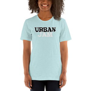 Urban Jam 0270UR Ladies Short-Sleeve T-Shirt