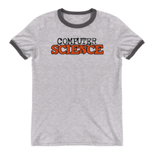 Load image into Gallery viewer, Computer Science 0518C Ringer T-Shirt