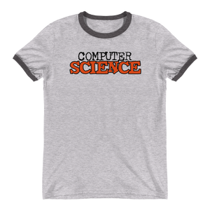 Computer Science 0518C Ringer T-Shirt