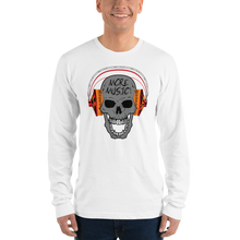 Load image into Gallery viewer, More Music 1899MM Unisex Long sleeve t-shirt