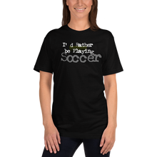 Load image into Gallery viewer, Soccer 0428 Ladies T-Shirt