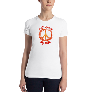 My Vibe 1520 Women's Slim Fit T-Shirt
