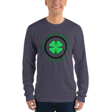 Load image into Gallery viewer, St Patrick 0317B  Unisex Long sleeve t-shirt