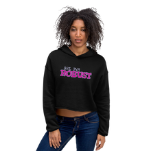 Load image into Gallery viewer, Robust 0428A Ladies Crop Hoodie