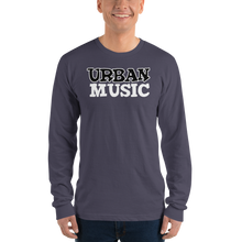Load image into Gallery viewer, Urban Music 0518UM Unisex Long Sleeve T-Shirt