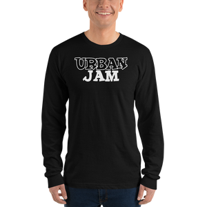 Urban Jam 0825UJ Unisex Long Sleeve T-Shirt