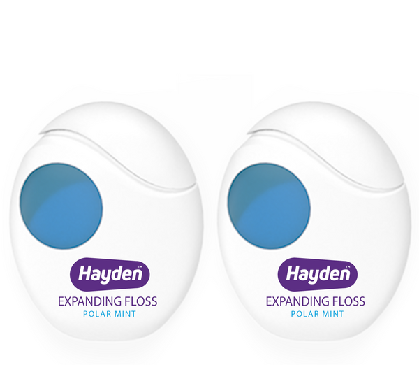 Hayden Floss - 2 Pack