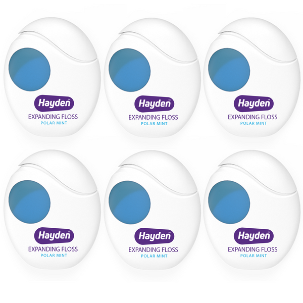 Hayden Floss -  6 Pack
