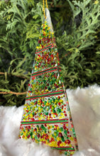 Load image into Gallery viewer, Holiday ornaments - Red -Green - Yellow