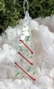 Holiday ornaments - Mini Wintergreen Tree