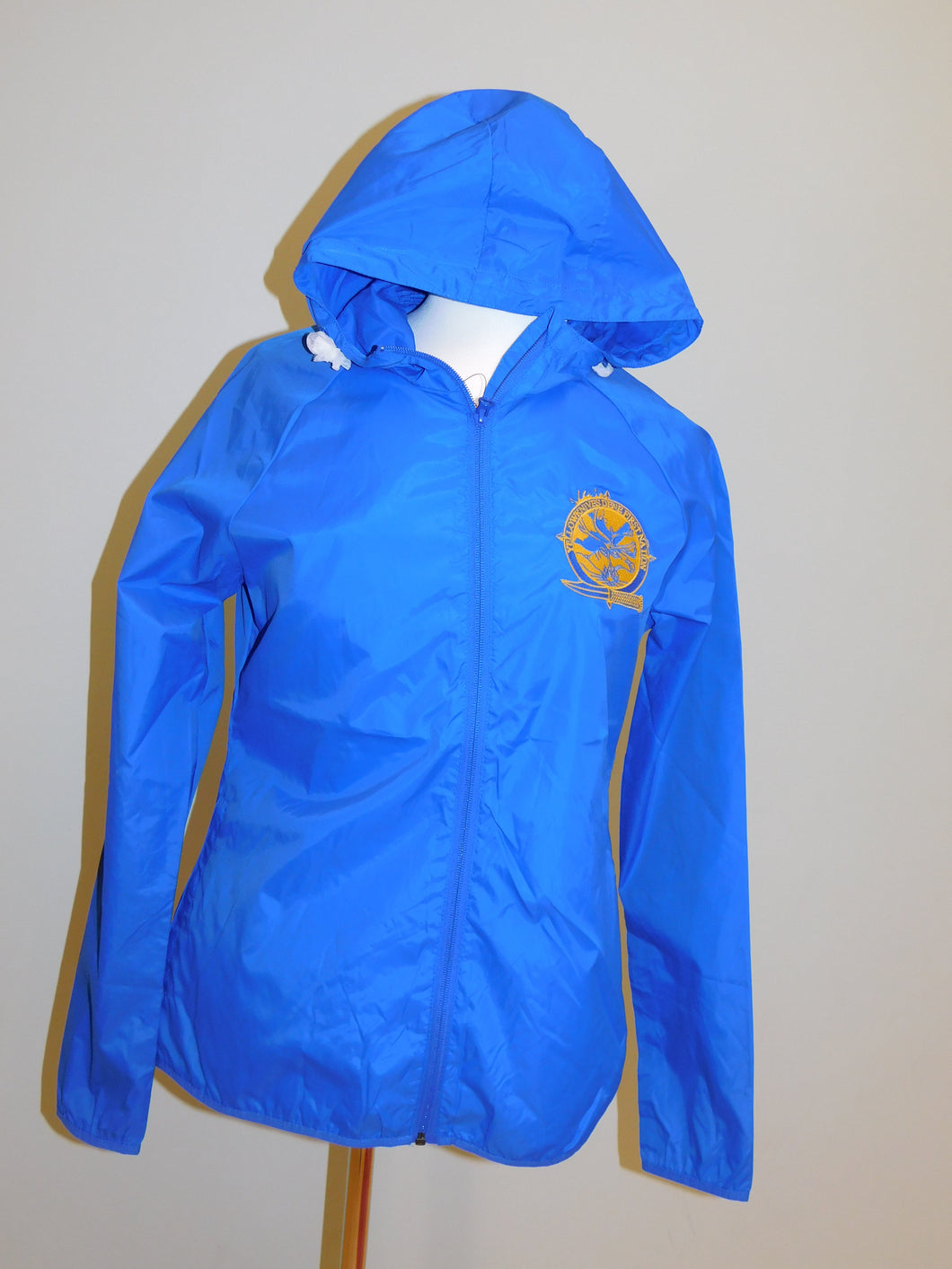 YKDFN Woman's Wind Jacket - Blue