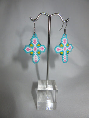 Earrings - Christine Black