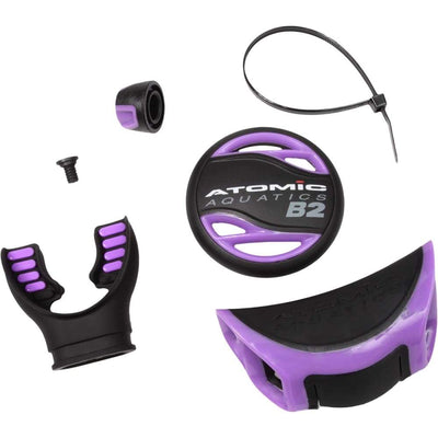 Atomic B2 Colour Kit - Purple - Regulator Accessories