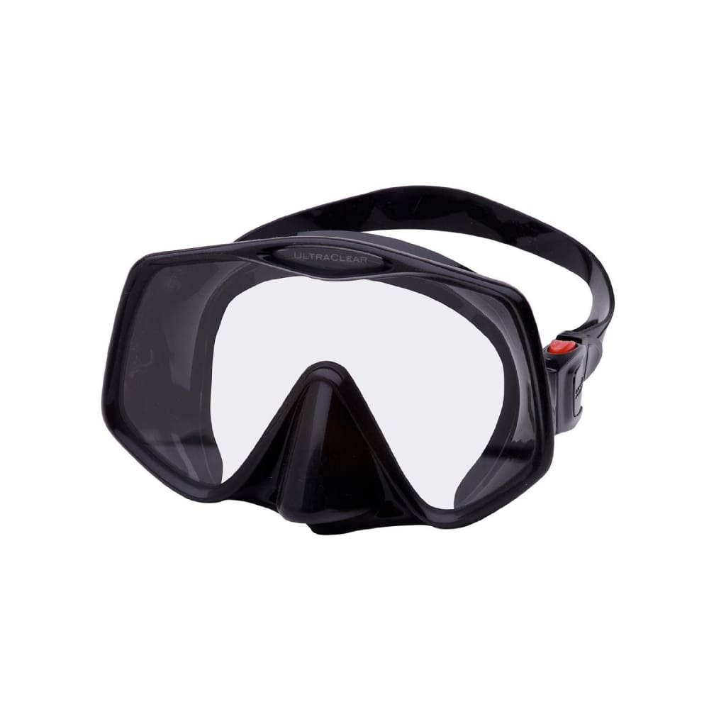 Atomic Frameless 2 Mask - Black / Large - Masks